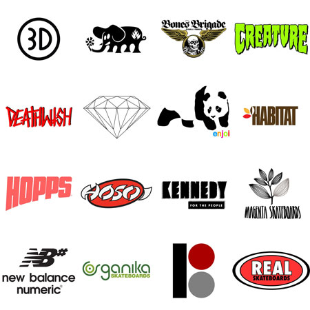 Skateboarding shoes, apparel, and gear brands in stock, fast shipping!